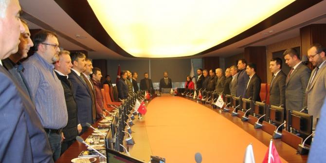 ÇTSO'nun bütçesi oy birliğiyle kabul edildi