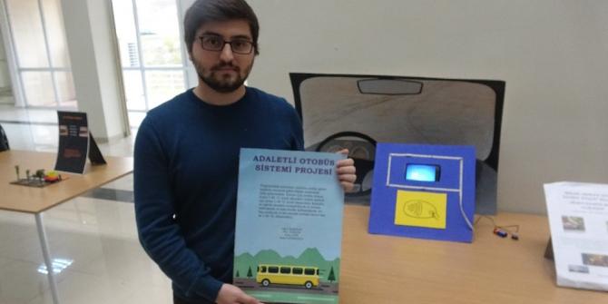 Toplu taşımada ayaktaki yolculardan daha az ücret alınması projesi