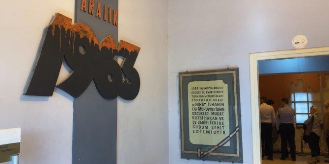 Barbarlık Müzesi'ni ilk kez ziyaret eden Defne: Çocuklar ölmesin
