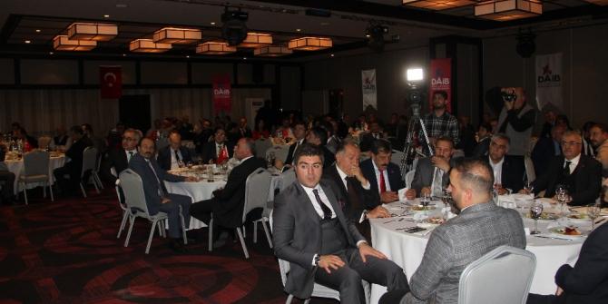 Erzurum'da İhracat Şampiyonları Ödül Töreni düzenlendi