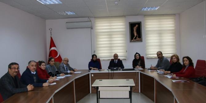 Elazığ'da kadın kooperatifçiliği değerlendirme toplantısı