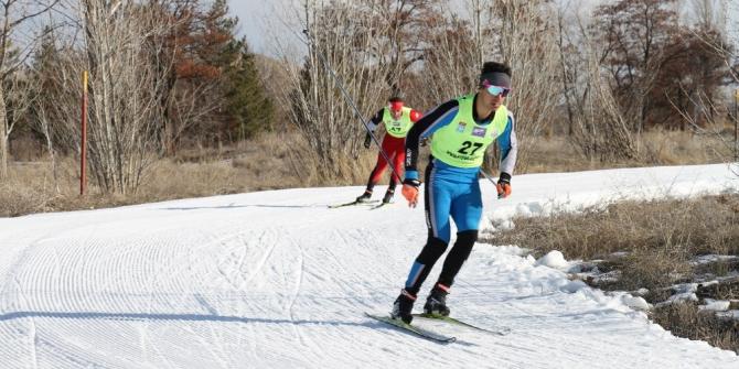 Kayaklı Koşuda FIS puanı heyecanı
