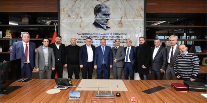 Kayseri OSB, MODOKO ve MASKO arasında iş birliği protokolü imzalandı