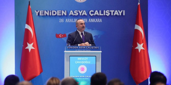 Bakan Çavuşoğlu: NATO'da ve Asya'da kilit rolümüzü sürdüreceğiz