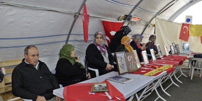 HDP önündeki eylemde 115'inci gün