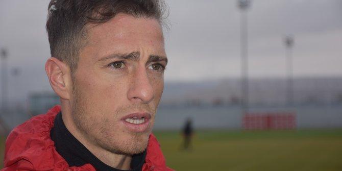 Sivassporlu Hakan Arslan: Bursaspor daha önce başardı