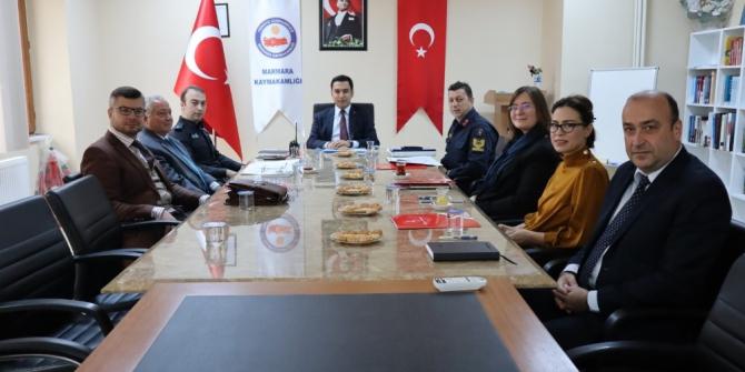 Marmara da Kadına yönelik şiddetle mücadele için toplantı yapıldı