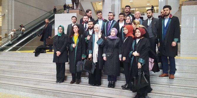 Fotoğraflarla//Karaköy'deki kadınlara saldırı davası başladı (1)