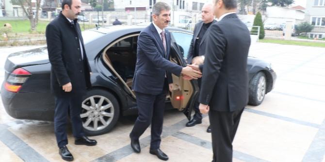 """İçişleri Bakan Yardımcısı İnce: """"Düzensiz göçte Edirne'ye özel uyguladığımız usuller var"""""""