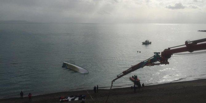 Van Gölü'nde kaçak göçmenleri taşıyan tekne battı: 7 ölü (4)