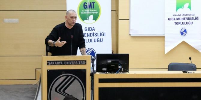 SAÜ'de 'Girişimcilik Zirvesi' adlı etkinlik düzenlendi