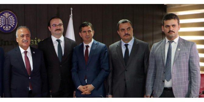 Atatürk Üniversitesi Rektörü: Türkiye'nin ilk milli ilacını geliştirdik