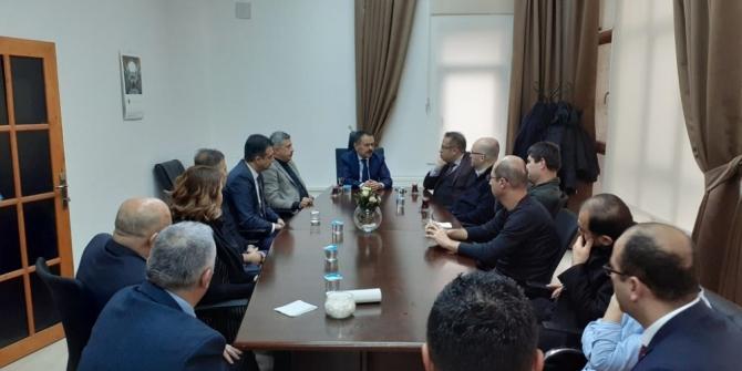 -Kapadokya Alan Başkanlığı toplantısı yapıldı