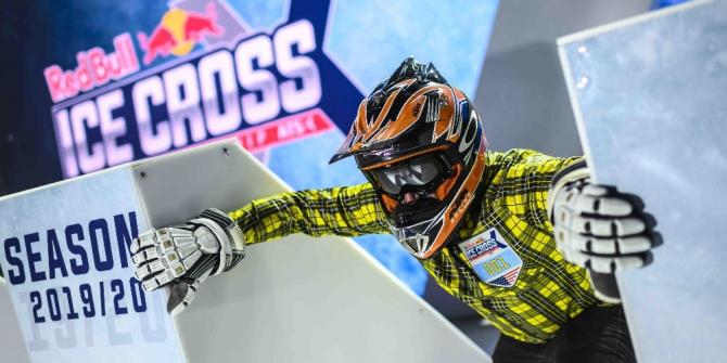 Red Bull Ice Cross Dünya Şampiyonası yeni sezonu Avusturya'da açıyor