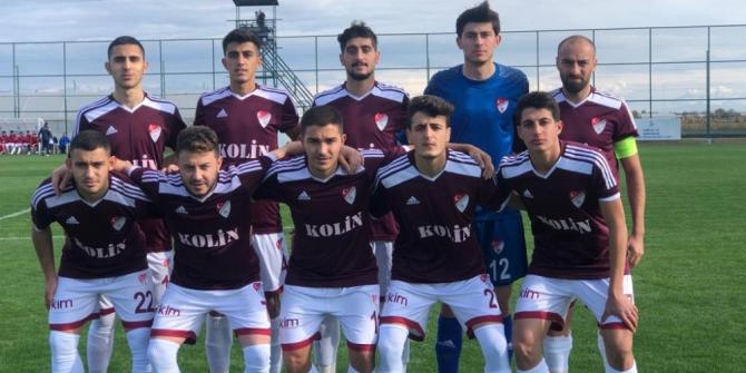 Hazırlık maçı: Elazığspor: 0 - İnegölspor: 2