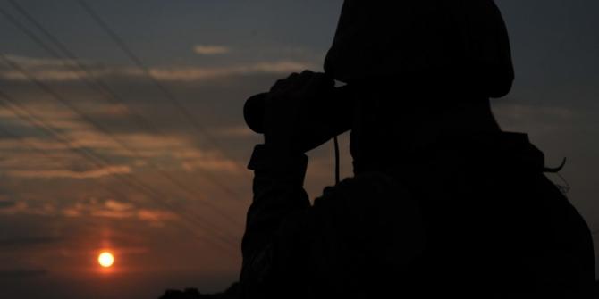 """MSB: """"Terör örgütü PKK'da çözülme sürüyor, 5 terörist teslim oldu"""""""