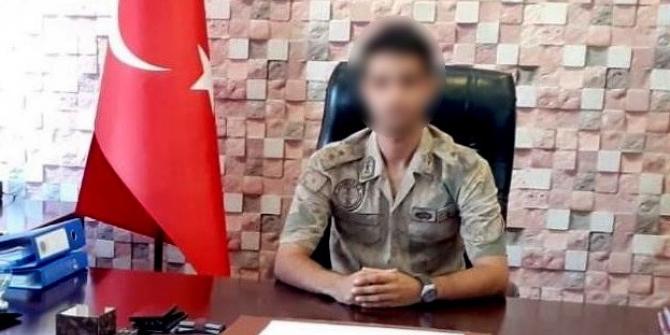 Jandarma Bölük Komutanı FETÖ'den gözaltına alındı