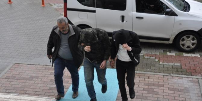 Konya'daki uyuşturucu operasyonunda 3 kişi tutuklandı