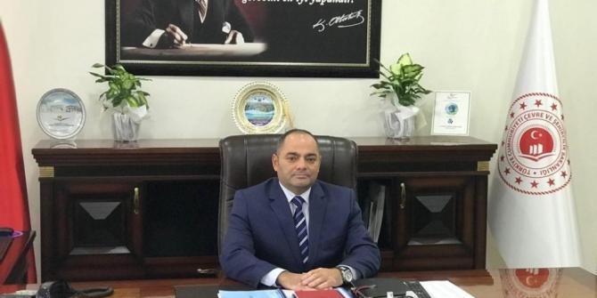 Ağrı Çevre ve Şehircilik İl Müdürü Bülbüloğlu vatandaşları uyardı