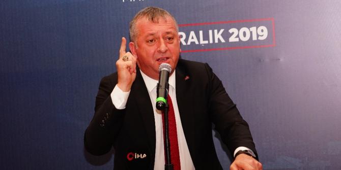 Başkan Aydın'dan telefon çekmeyen köyler için GSM şirketlerine çağrı