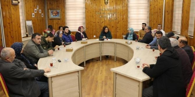 """Safranbolu'da """"halk"""" toplantısı"""