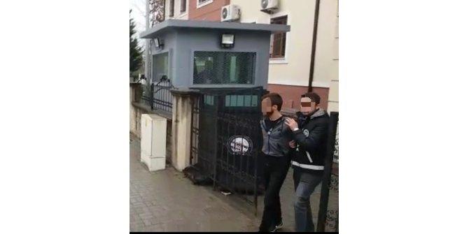 Sakarya'da evlerden hırsızlık yaptığı iddiasıyla 2 kişi tutuklandı