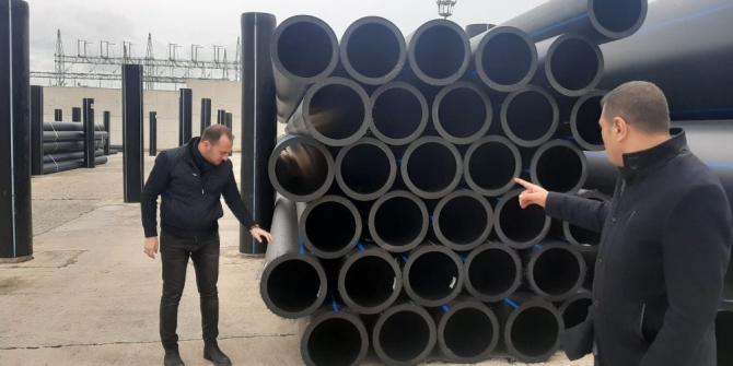 Nevşehir'de altyapısı yenilenmeyen mahalle kalmayacak