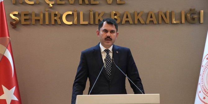 Bakan Kurum: Kanal İstanbul'u, İBB projede yer alsa da almasa da yapacağız