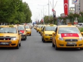 Tekirdağ Taksicleri Duyarsız kalmadı