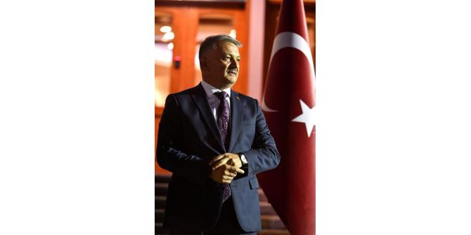 Vali Yazıcı'dan Çalışan Gazeteciler günü mesajı