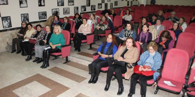Devrek Kent Konseyinden kadınlara internet eğitimi