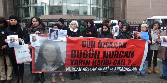 Nurcan Arslan cinayeti davasında sanık hakim karşısına çıktı