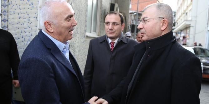 Ziraat Bankası Genel Müdürü Aydın'ın acı günü