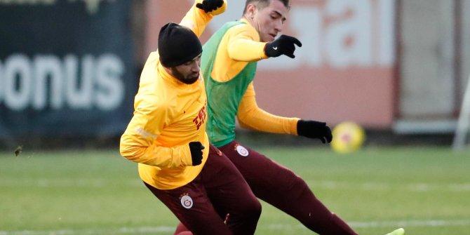 Galatasaray, ikinci yarıya hazırlanıyor
