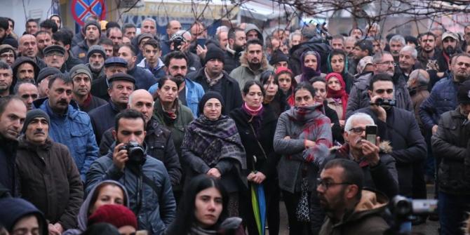 Tunceli'de çocuk istismarına tepki