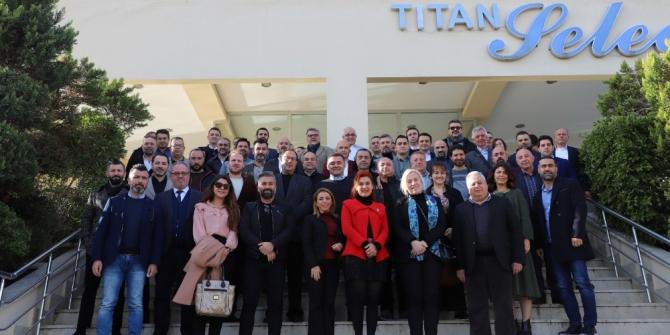 Alanya'da sezon değerlendirme toplantısı