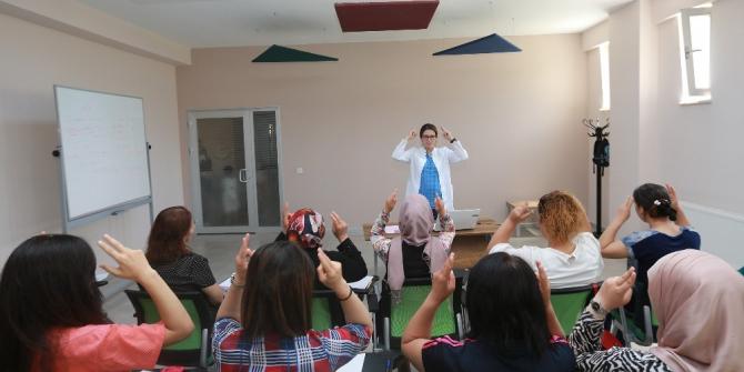 Talas Belediyesi'nden 13 yeni kurs