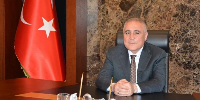 OSB Başkanı Şimşek'ten 10 Ocak mesajı