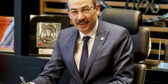 Başkan Gülsoy'dan 10 Ocak Çalışan Gazeteciler Günü Mesajı