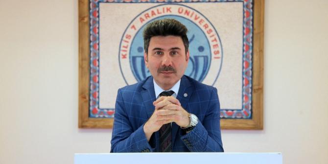 Rektör Karacoşkun'nun 10 Ocak Çalışan Gazeteciler Günü kutlama mesajı