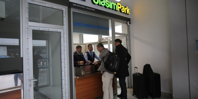 Sabiha Gökçen'deki Ulaşımpark bilet satış noktası yenilendi