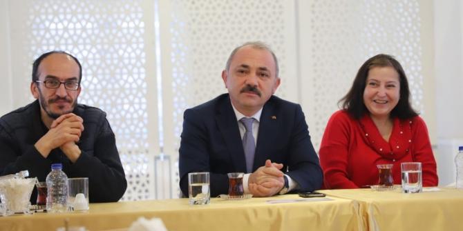 Başkan Esen 10 Ocak Çalışan Gazeteciler gününü kutladı