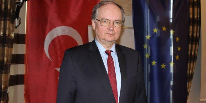 Büyükelçi Berger: İran konusunda Türkiye ve Avrupa Birliği aynı çizgide