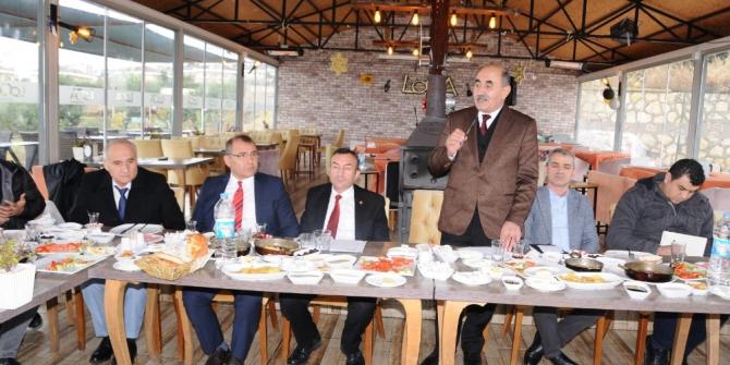 Mersin'deki fırıncılar sorunlarına çözüm arıyor
