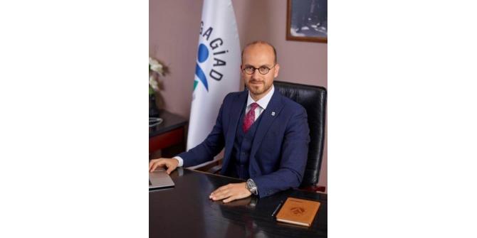 GAGİAD Başkanı Tezel'den 10 Ocak mesajı