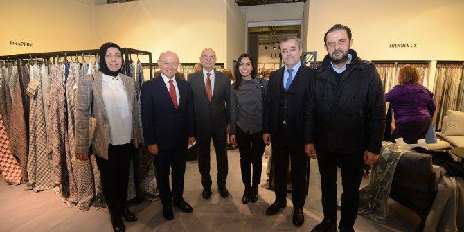 BTSO Başkanı Burkay: Bursa ev tekstilinin dünya ligindeki konumu güçleniyor