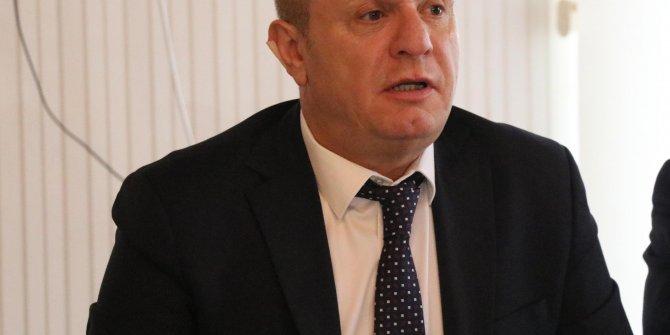 Denizlispor Başkanı Çetin: Nihat Özdemir'in olduğu yerde yanlış bir şey olmaz