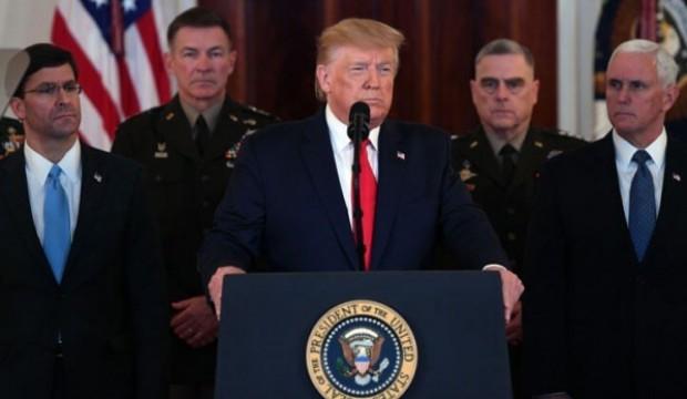 Trump'ın uzlaşma talebi işe yaramadı,İran daha sert intikam alacağını söyledi