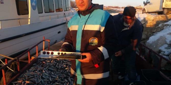 Van'da balıkçılara sıkı denetim