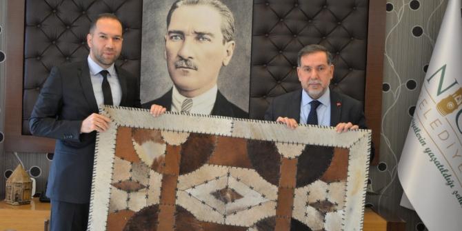 AK Parti Yerel Yönetimler Başkan Yardımcısı Zenbilci'den Niğde'ye Ziyaret